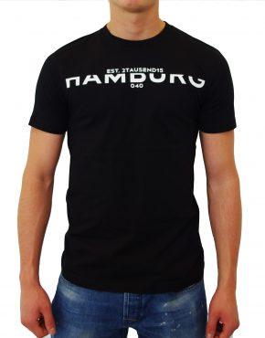 HAMBURG BLACK FRONT